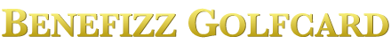 Benefizz Golfcard Logo